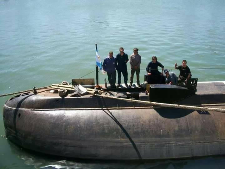 Submarino IKL Clase 209-1200 ARA Salta (S-31) - Página 2 18839010
