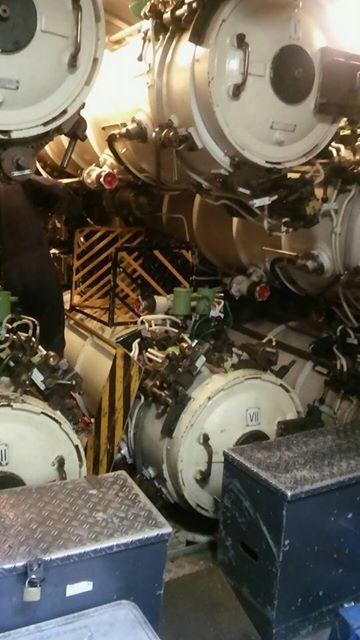 Submarino IKL Clase 209-1200 ARA Salta (S-31) - Página 2 18882210