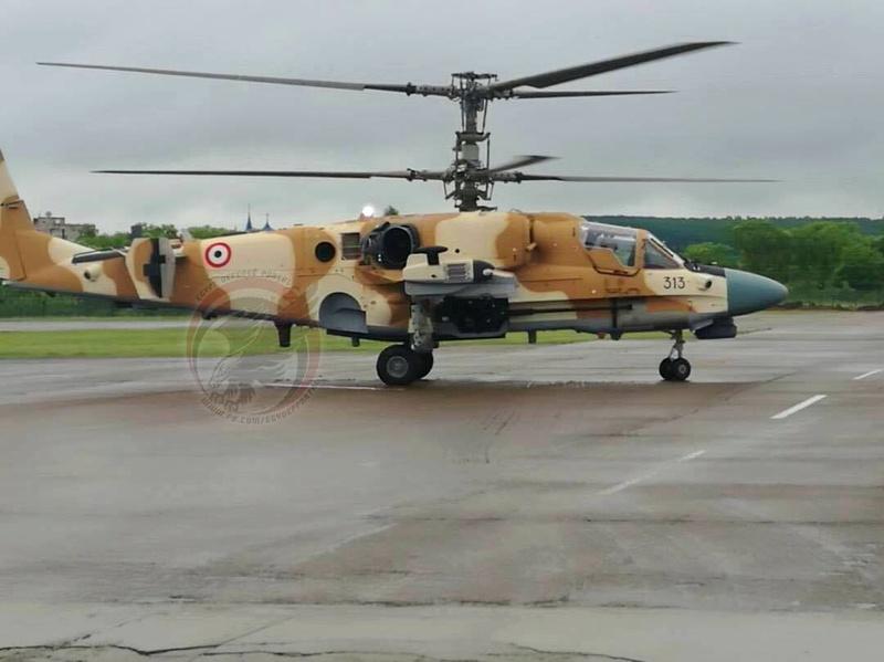 Kamov Ka-52 Alligator: el nuevo carro del infierno - Página 3 35019210