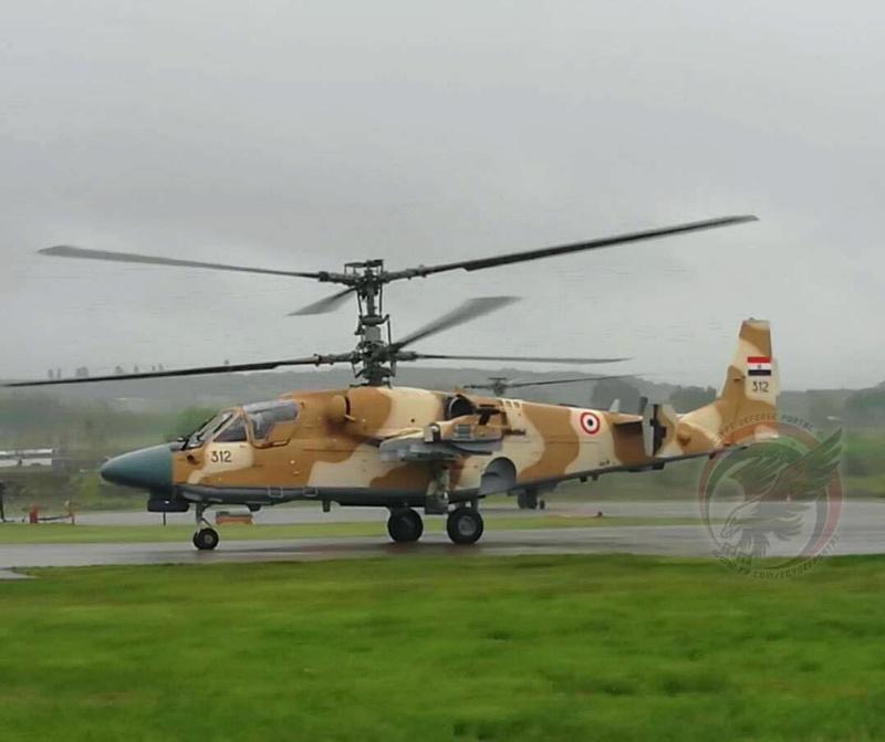 Kamov Ka-52 Alligator: el nuevo carro del infierno - Página 3 35183910