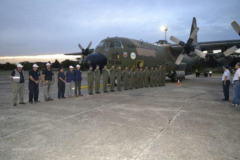 Boletín de noticias de los C-130 Hércules - Página 38 Bienve10