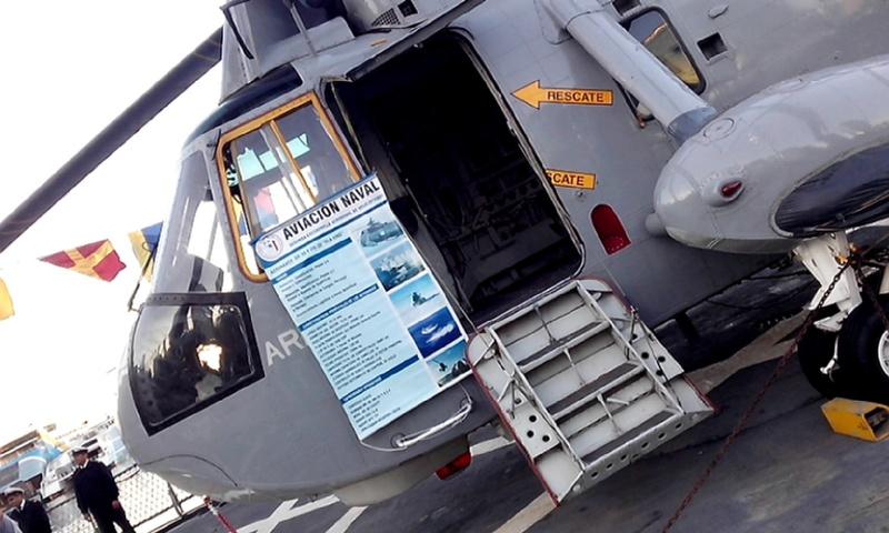 Fotos y videos de la Armada Argentina Cameri17