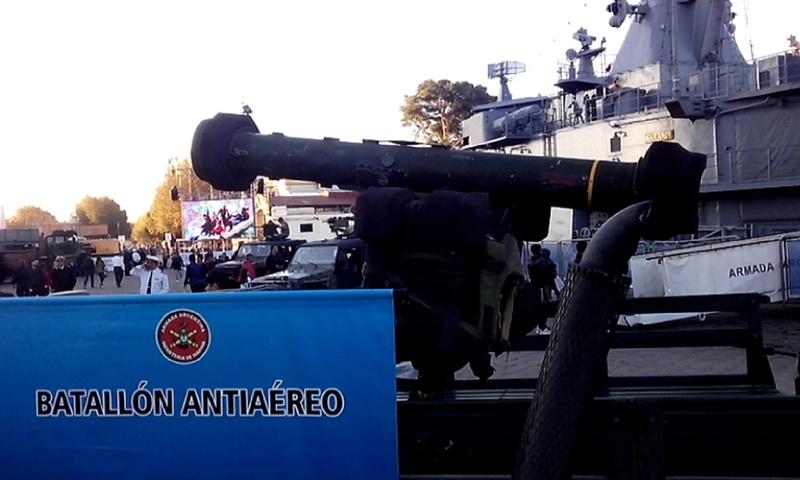 Fotos y videos de la Armada Argentina Cameri24