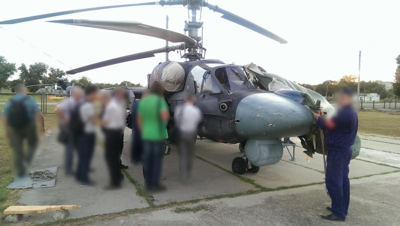 Kamov Ka-52 Alligator: el nuevo carro del infierno - Página 3 Dbvtup10