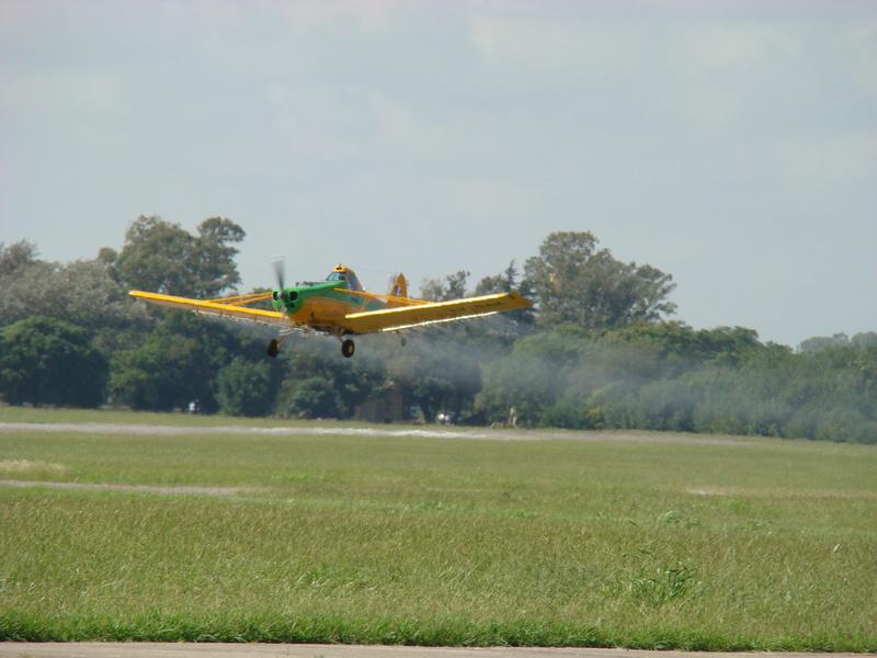 FAdeA lanza su programa de fabricación bajo licencia del avión aeroaplicador PA-25 Puelche-Nota- - Página 4 Dsc09810