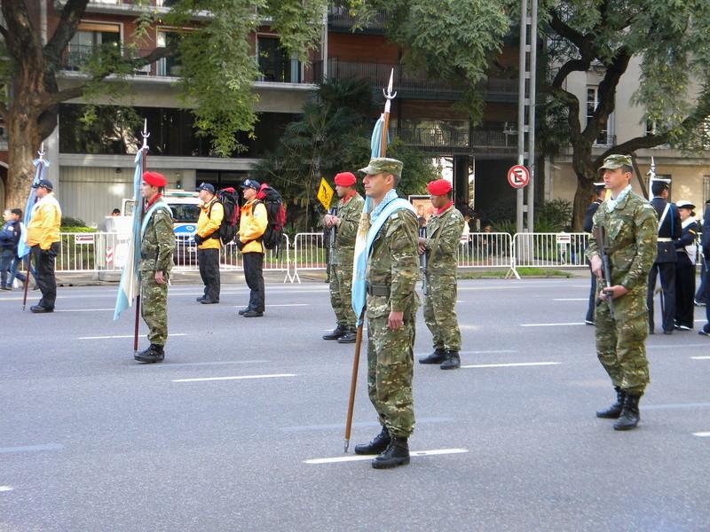 Desfile Aeroterrestre en los festejos de la Revolución de Mayo 2017 Dscn4816