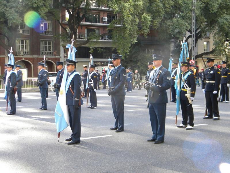 Desfile Aeroterrestre en los festejos de la Revolución de Mayo 2017 Dscn4833