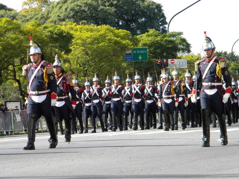 Desfile Aeroterrestre en los festejos de la Revolución de Mayo 2017 Dscn4913