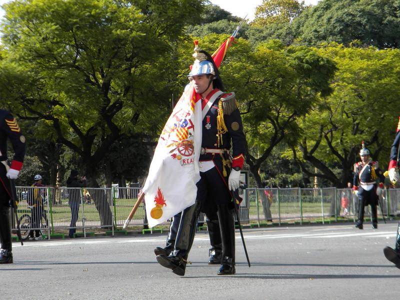Desfile Aeroterrestre en los festejos de la Revolución de Mayo 2017 Dscn4915