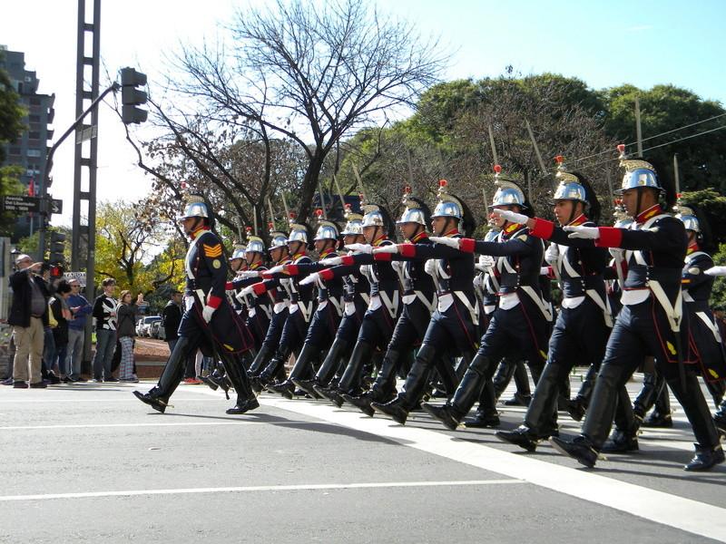 Desfile Aeroterrestre en los festejos de la Revolución de Mayo 2017 Dscn4919