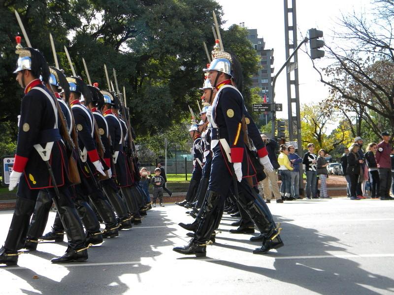 Desfile Aeroterrestre en los festejos de la Revolución de Mayo 2017 Dscn4921