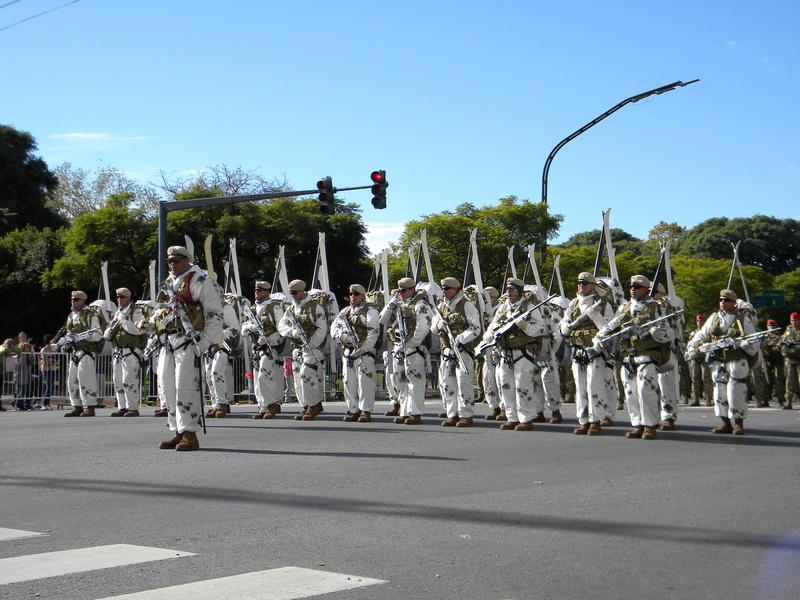 Desfile Aeroterrestre en los festejos de la Revolución de Mayo 2017 Dscn4922