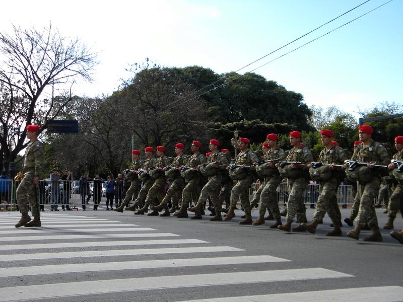 Desfile Aeroterrestre en los festejos de la Revolución de Mayo 2017 Dscn4927