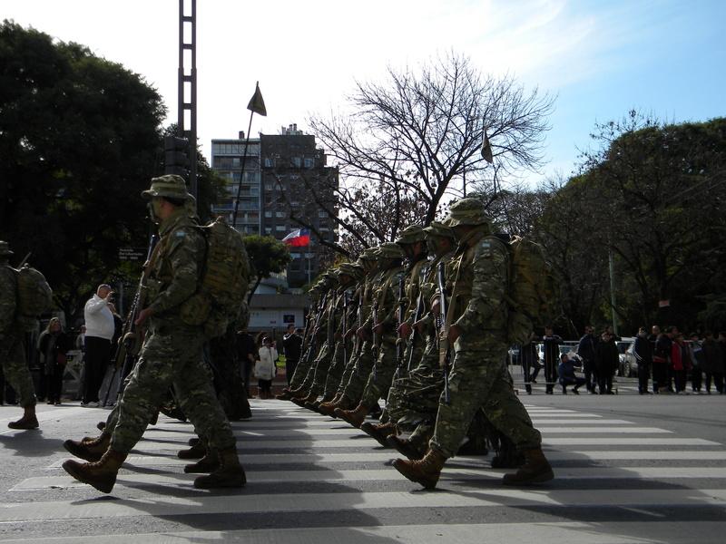 Desfile Aeroterrestre en los festejos de la Revolución de Mayo 2017 Dscn4930