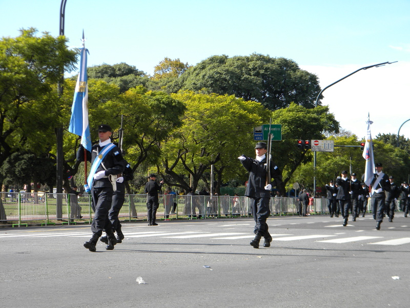 Desfile Aeroterrestre en los festejos de la Revolución de Mayo 2017 Dscn4937