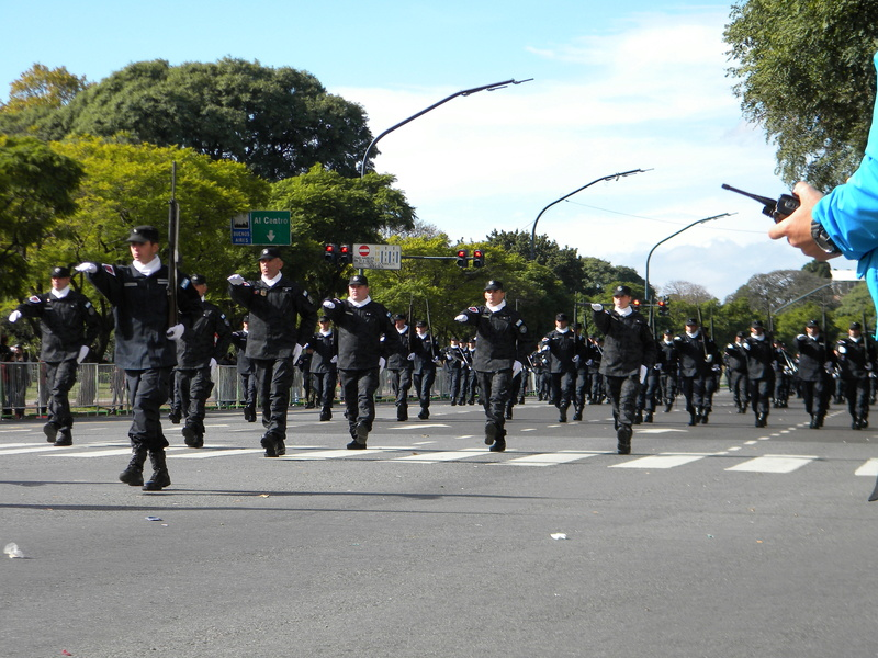 Desfile Aeroterrestre en los festejos de la Revolución de Mayo 2017 Dscn4939