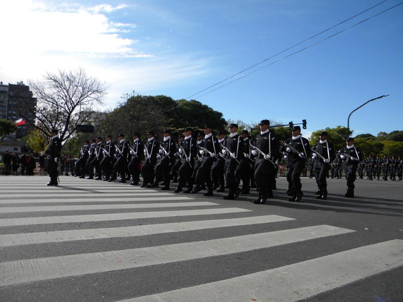 Desfile Aeroterrestre en los festejos de la Revolución de Mayo 2017 Dscn4944