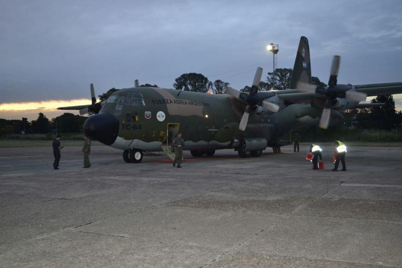 Boletín de noticias de los C-130 Hércules - Página 38 Llegad10