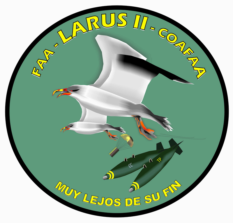 "Ejercicio "" LARUS II 2017"" Logo_l10"