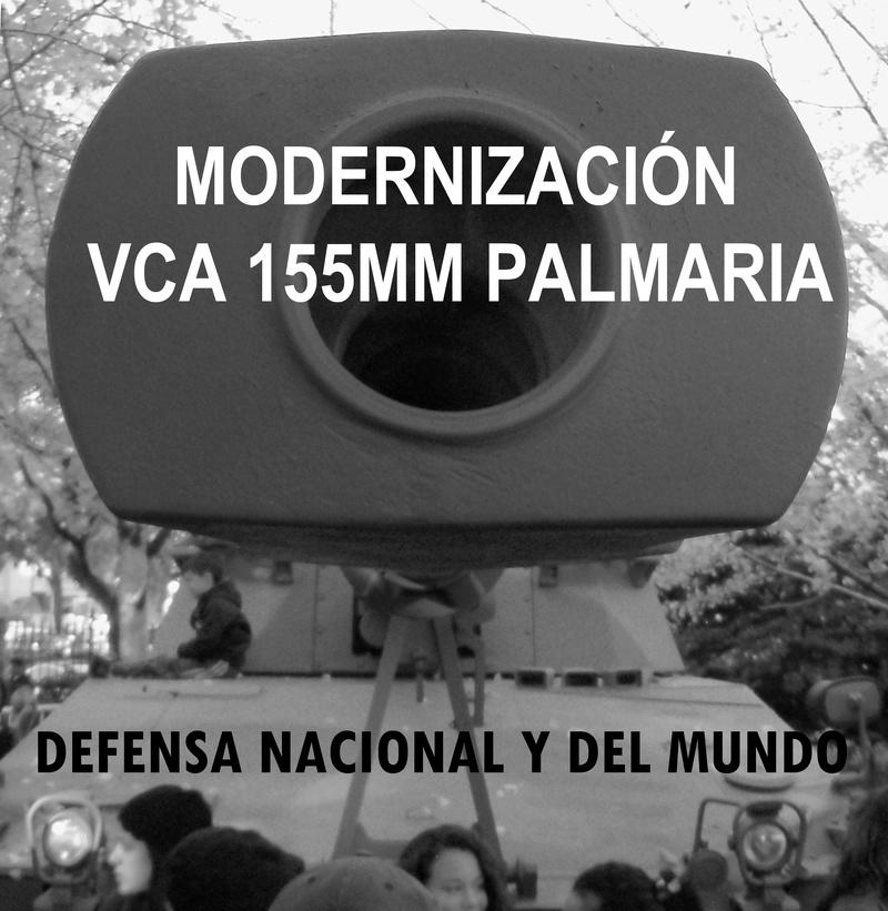 Modernización VCA 155MM PALMARIA Remm_510