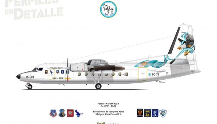 Adiós a casi cinco décadas del Fokker F-27 en Argentina Rz_110