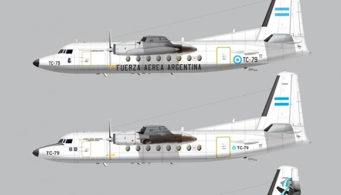 Adiós a casi cinco décadas del Fokker F-27 en Argentina Rz_210