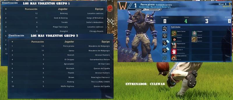 CAMPEONATO PdM 4 - Mejores jugadores Fase Regular 03losm12