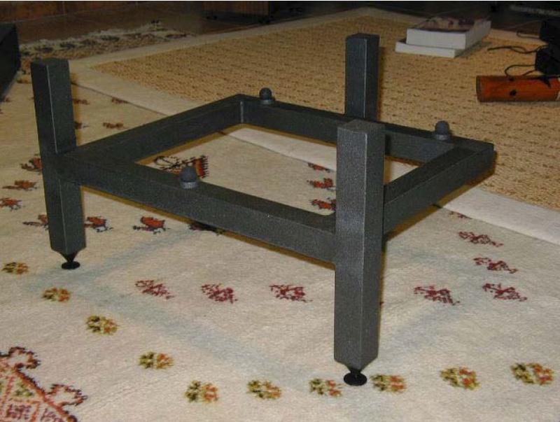 Mueble para equipo Rack_110