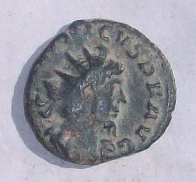 Antoniniano de Tétrico I. LAETITIA AVG N. Colonia 102_3919