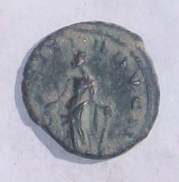 Antoniniano de Tétrico I. LAETITIA AVG N. Colonia 102_3920