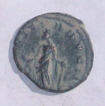 Antoniniano de Tétrico I. LAETITIA AVG N. Laetitia estante a izq. Ceca Cologne. 102_3922
