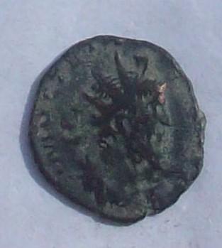 Antoniniano de Tétrico I. SPES PVBLICA. Spes marchando a izq.  102_4012