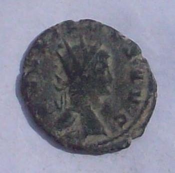 Antoniniano de Galieno. DIANAE CONS AVG. Antílope o gacela andando a izq. Ceca Roma. 102_4016