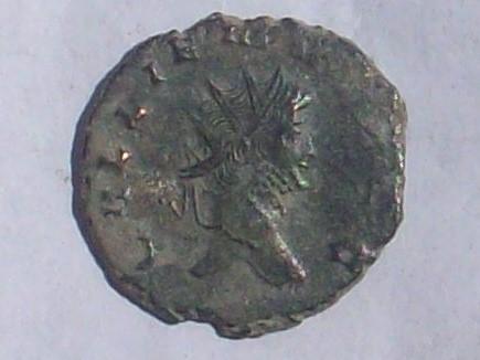 Antoniniano de Galieno. PAX AVG.  Roma 102_4030