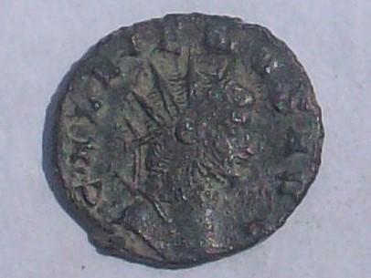 Antoniniano de Galieno. IOVI CONS AVG.  Roma 102_4040