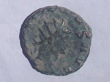 Antoniniano de Galieno. FIDES MILITVM. Roma 102_4044