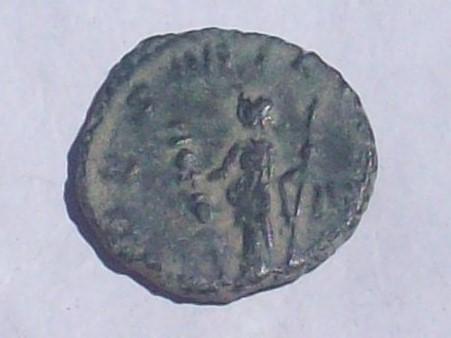 Antoniniano de Galieno. FIDES MILITVM. Roma 102_4045