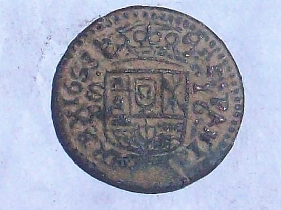 16 maravedis Felipe IV ceca de Sevilla 102_4059
