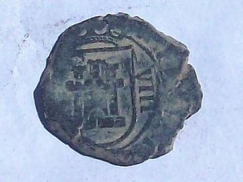 8 maravedis de Feliep III o IV (?) ceca de Toledo 102_4063