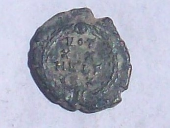 AE4 de Constante I. VOT / XX / MVLT / XXX  dentro de corona de laurel. Ceca Heraclea. 102_4067