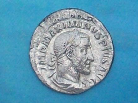 Denario de Maximino I (el gigante tracio). PAX AVGVSTI  102_4078