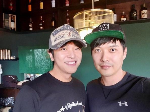 Imágenes de Kim Jeong Hoon compartida en las redes sociales de otras personas - Página 2 Foto_045