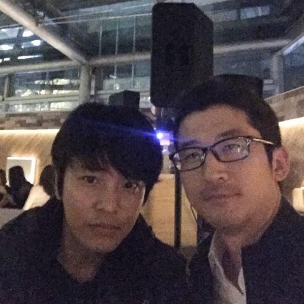 Imágenes de Kim Jeong Hoon compartida en las redes sociales de otras personas - Página 2 Kim_je13