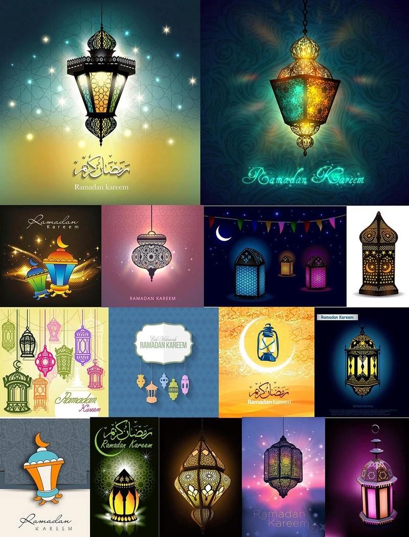 تشكيلة متنوعة لفوانيس رمضان ، ملفات فيكتور ، كل عام وانتم إلى الله أقرب 14942810