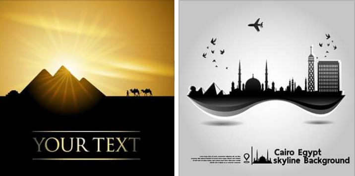 ملفات فيكتور مفتوحة من شتر ستوك عن مصر ومعالم مصر Screen75