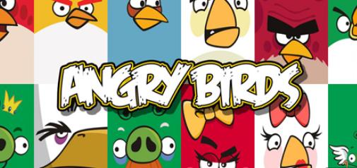 خط الطيور الغاضبة – Angry Birds Font Screen83