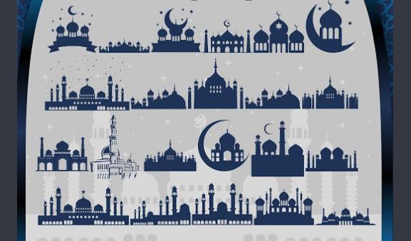 خط مساجد . خط جديد مساجد جاهزة للتصميم Screen85