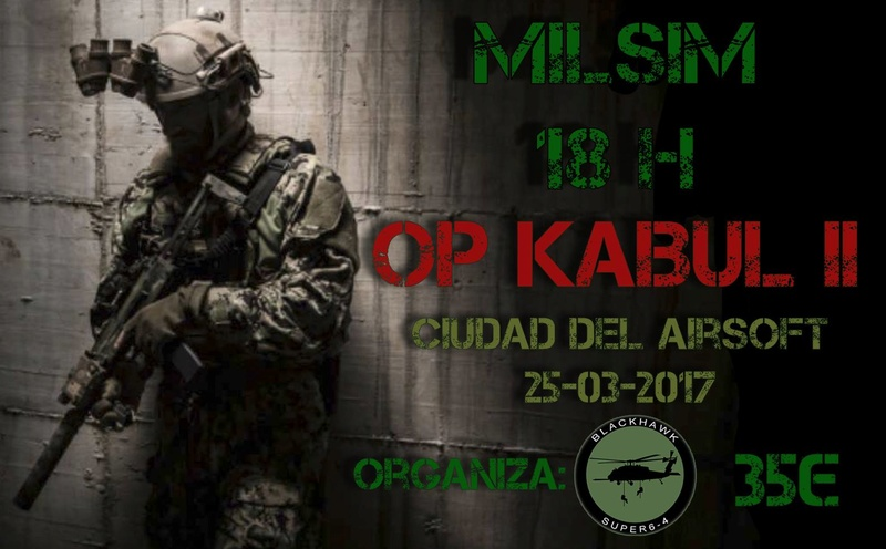 Milsim OP KABUL II 25/26 marzo | BHS-64 | CDA (Coín)  16665610