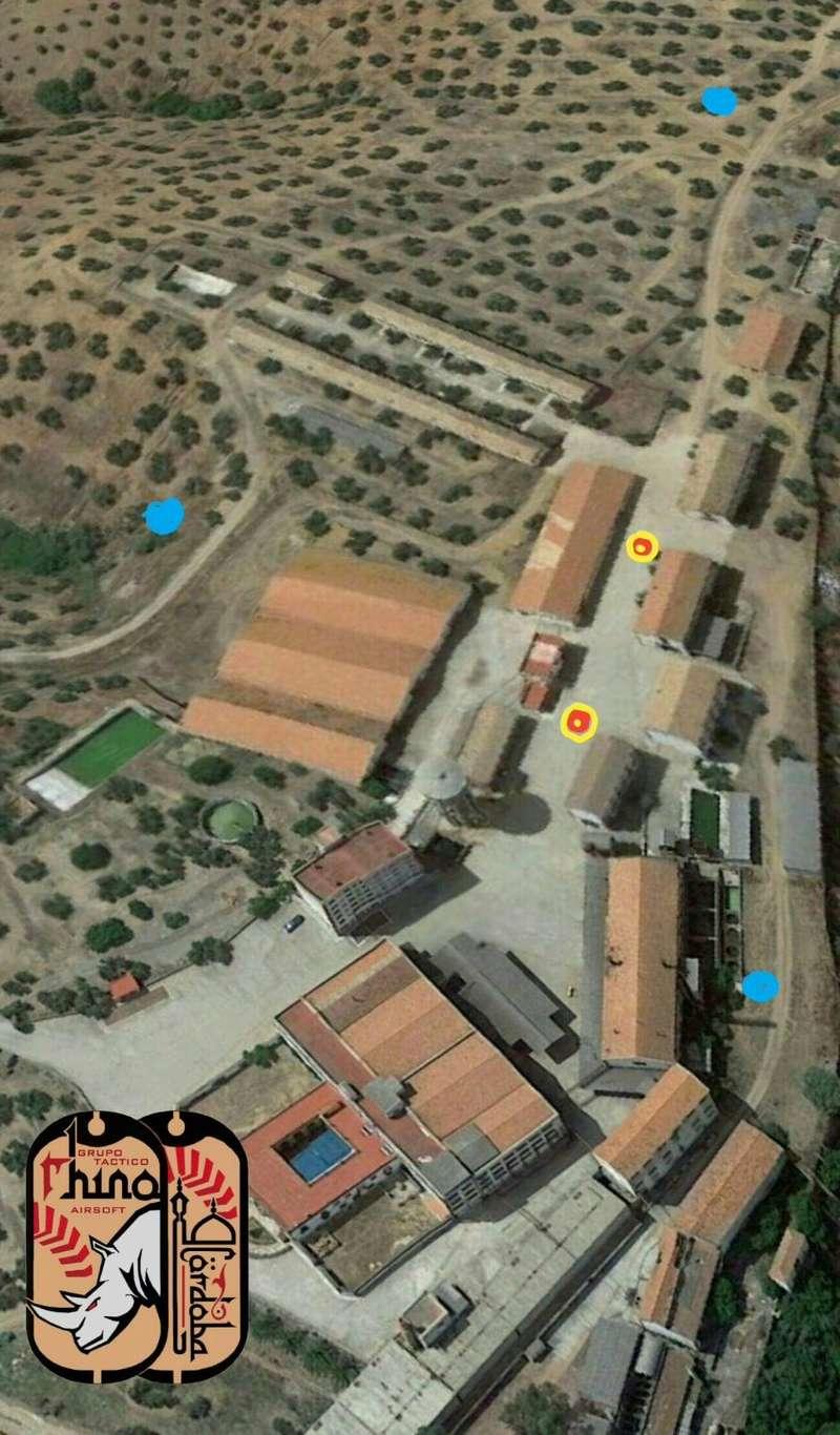 PARTIDA CQB  | 14 mayo  | La Alcaparra (Montoro) 3e801210