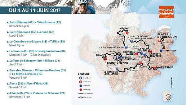Polla Critérium du Dauphiné - Válida 21/35 LRDE 2017 Dbacfz10